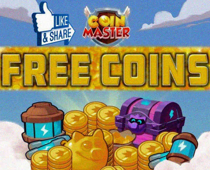 free coin master spins game